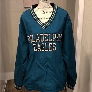 EUC Vintage Champion Pro Line Eagles Pullover